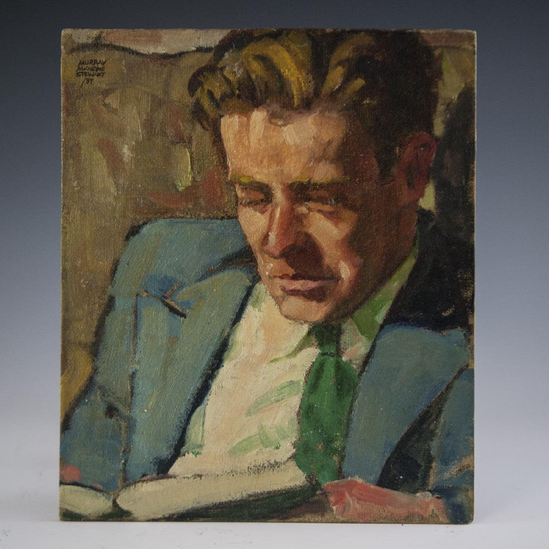 Murray Stewart (Canadian 1919-2006)