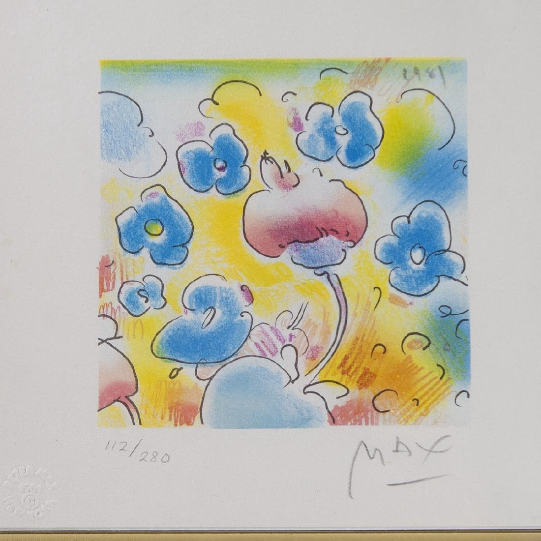 Peter Max(American b. 1937) Lithograph - 4