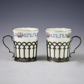 Mintons Porcelain William Hutton & Sons Sterling