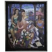 After Emiliano Di Cavalcanti (Brazilian 1897-1976)