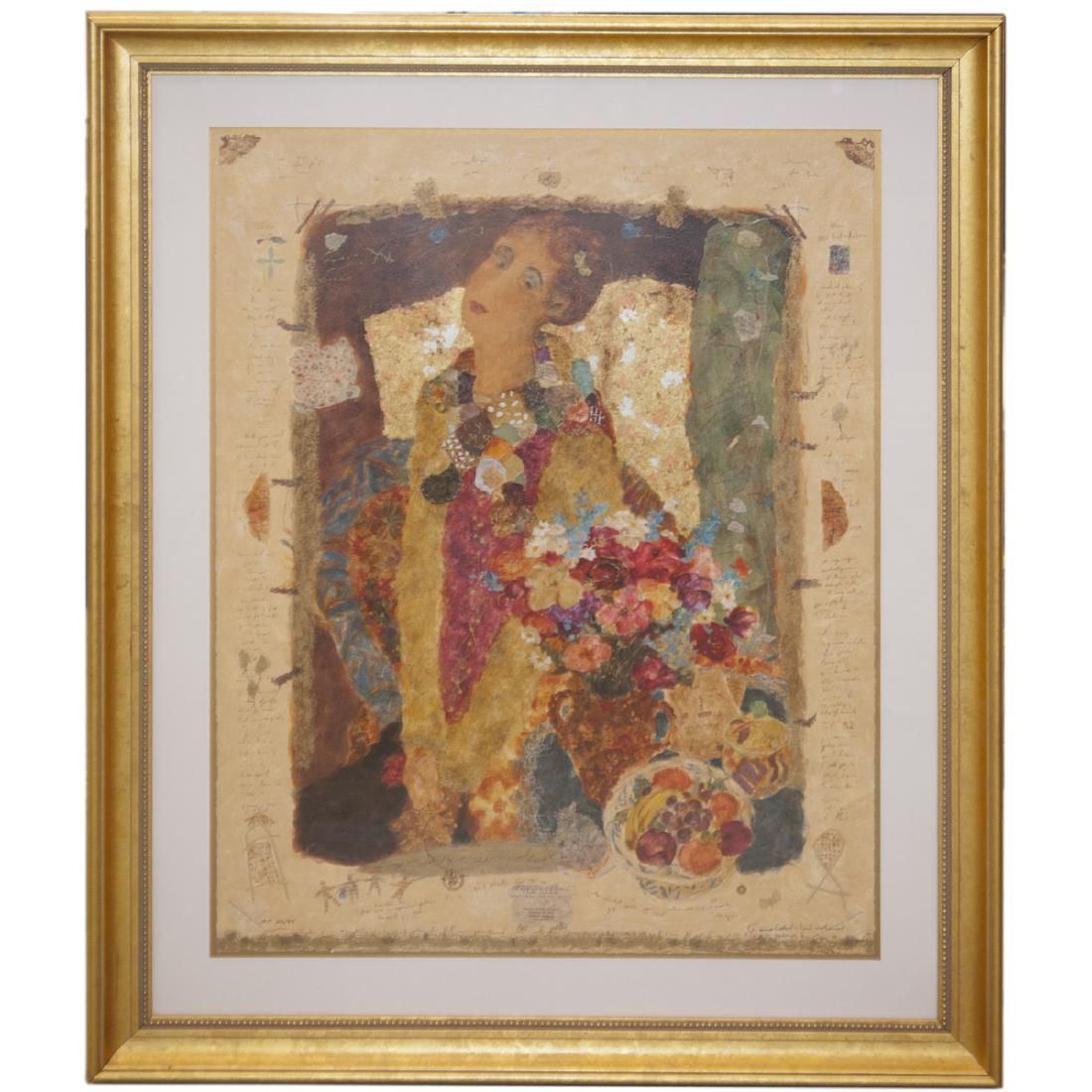 Roy Fairchild-Woodard (English b. 1953) Artist Proof