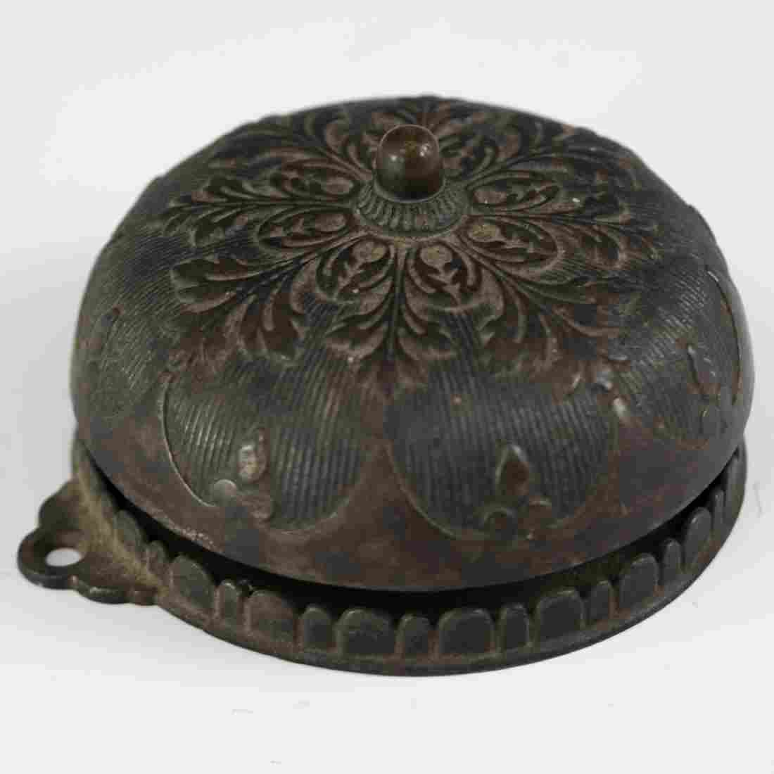 Victorian Cast Iron Doorbell