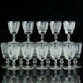 Waterford Crystal Wine Glasses