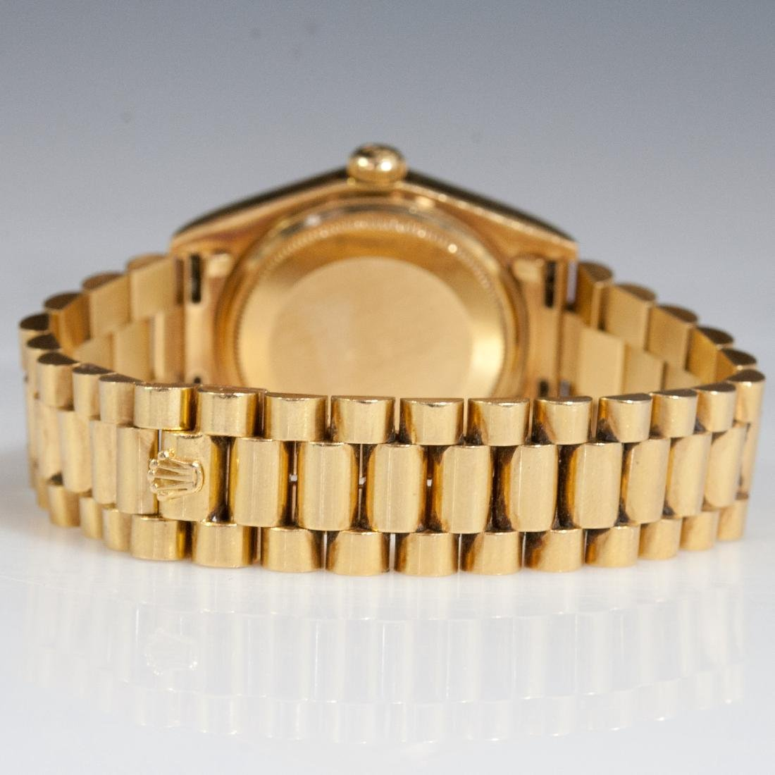 Rolex 18kt Gold Oyster Perpetual Day Date - 5