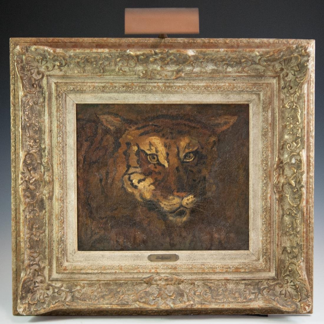 Attributed to Eugene Delacroix (French 1798-1863)