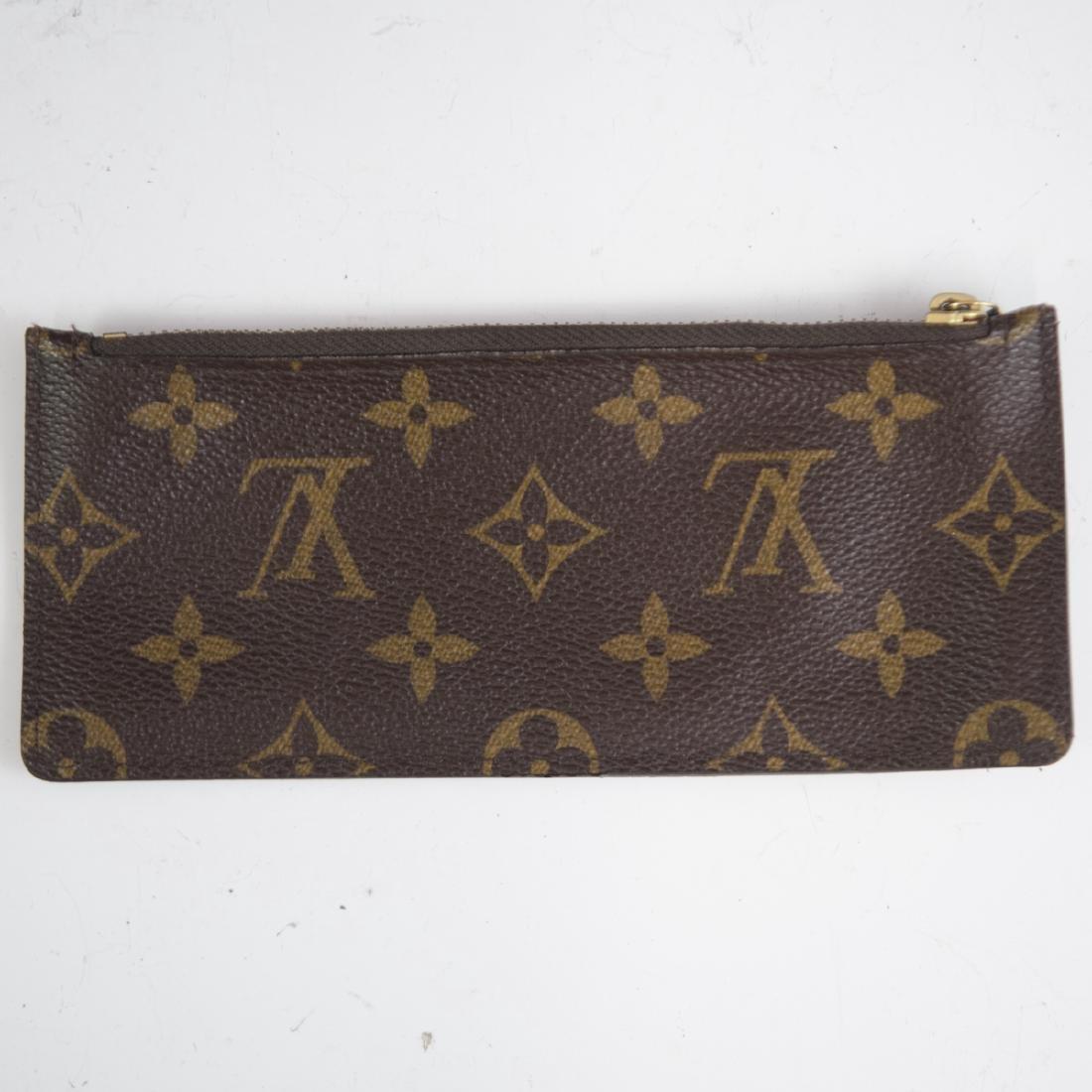 Louis Vuitton Canvas Wallet - 2