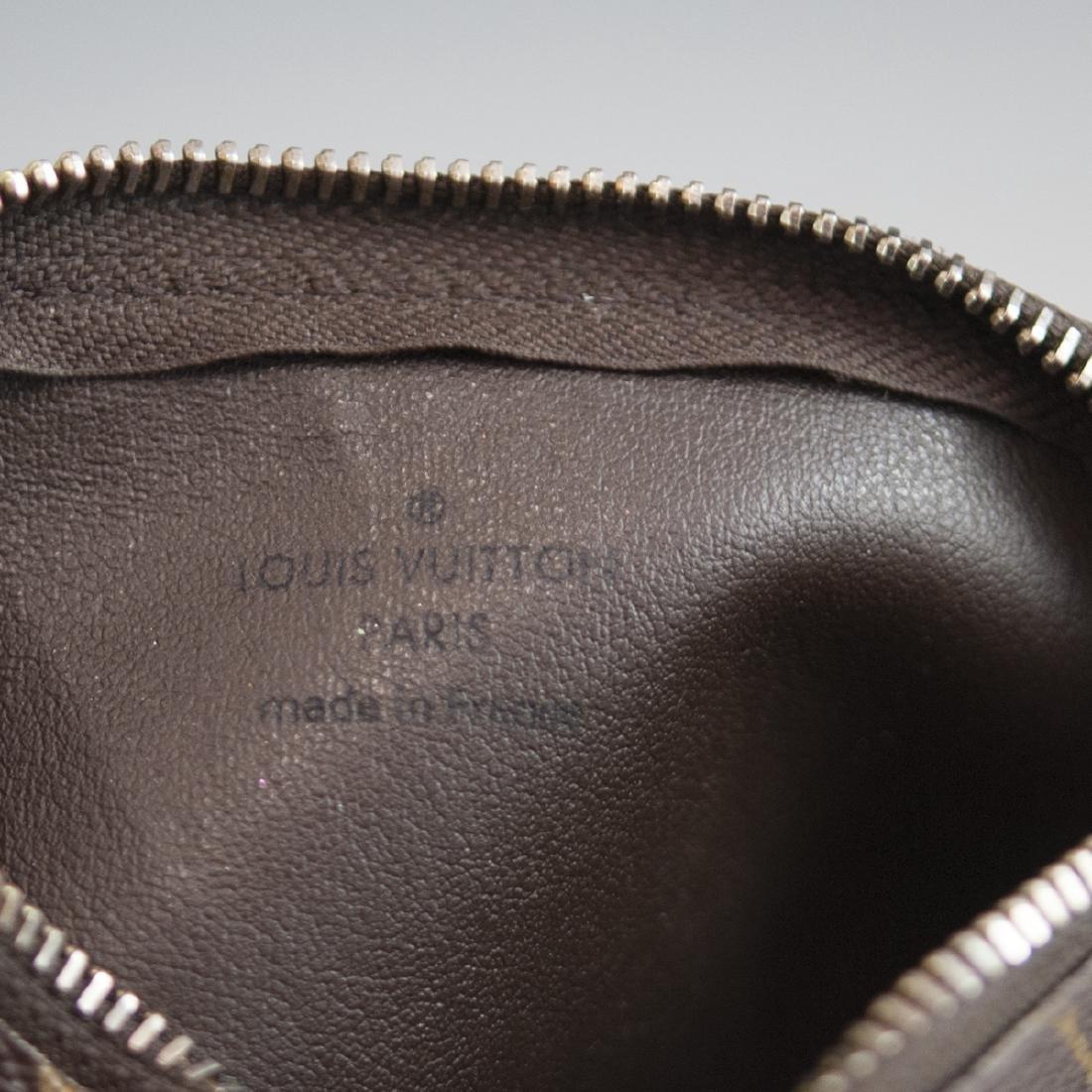 Louis Vuitton Canvas Wallet - 3