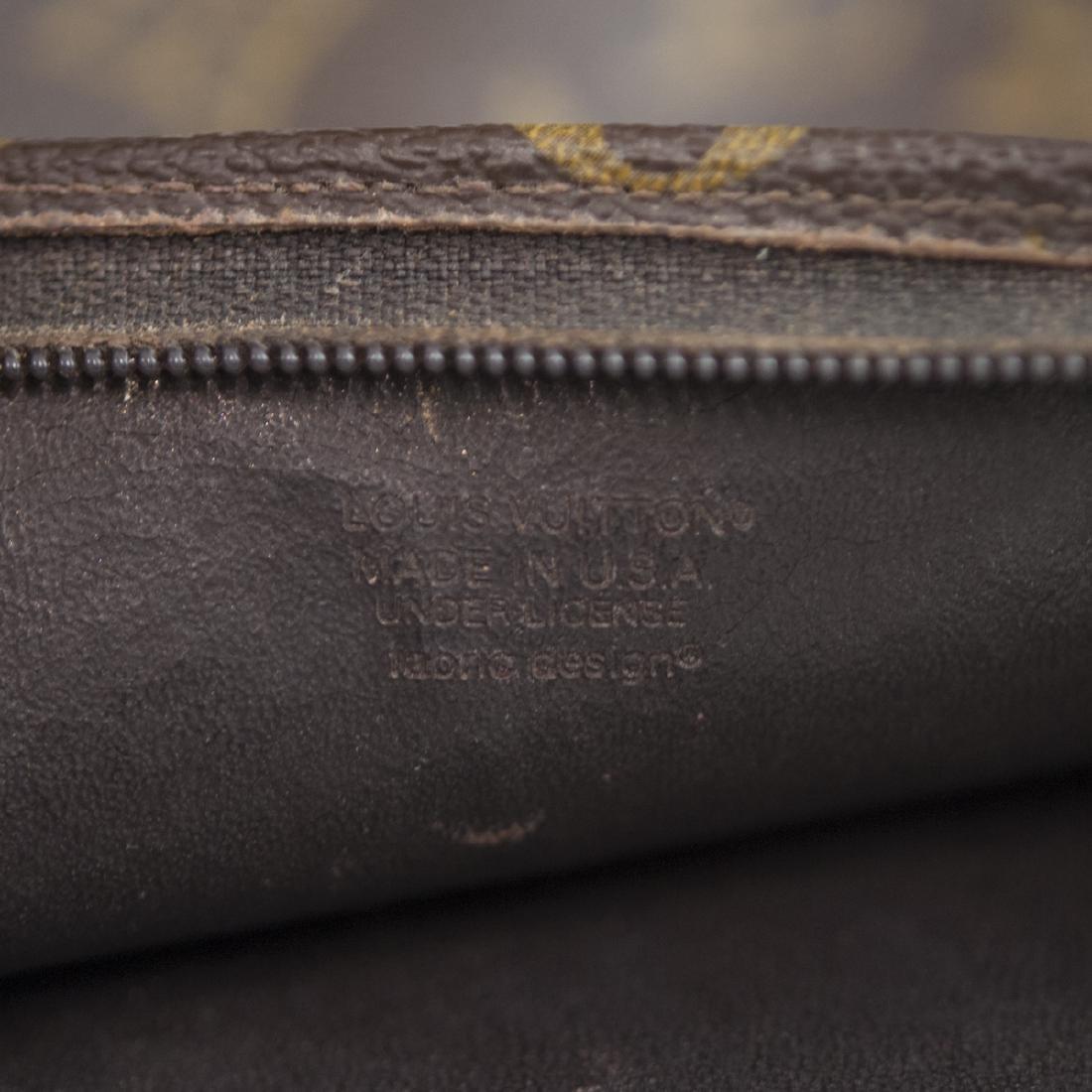 Louis Vuitton Canvas Clutch - 2