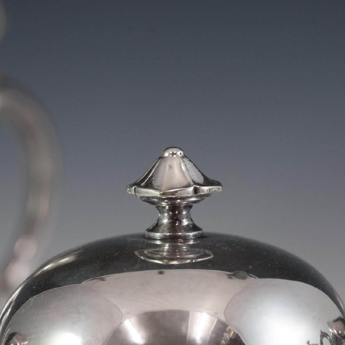 Antique Christofle Silverplated Tea Set - 5