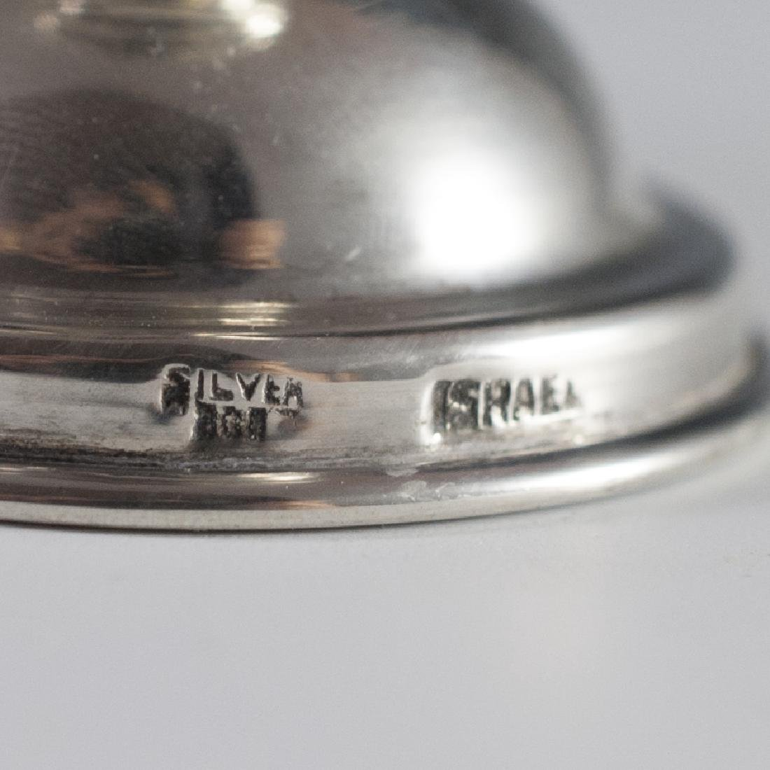 800 Silver Kiddush Cups - 3