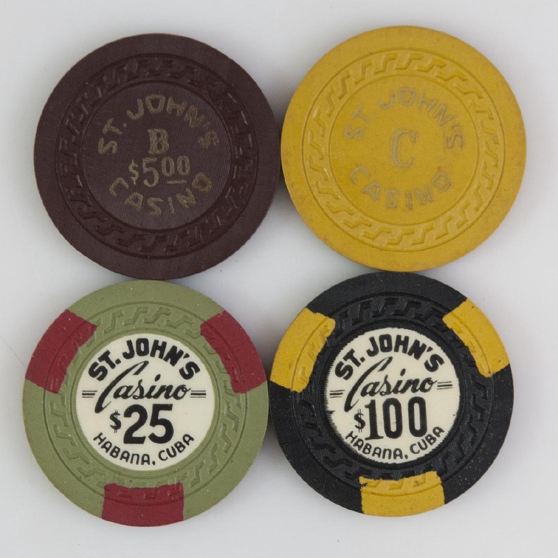 St. John's Casino Habana Chips - 2