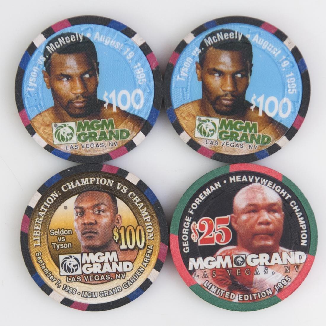 MGM Grand Casino Chips