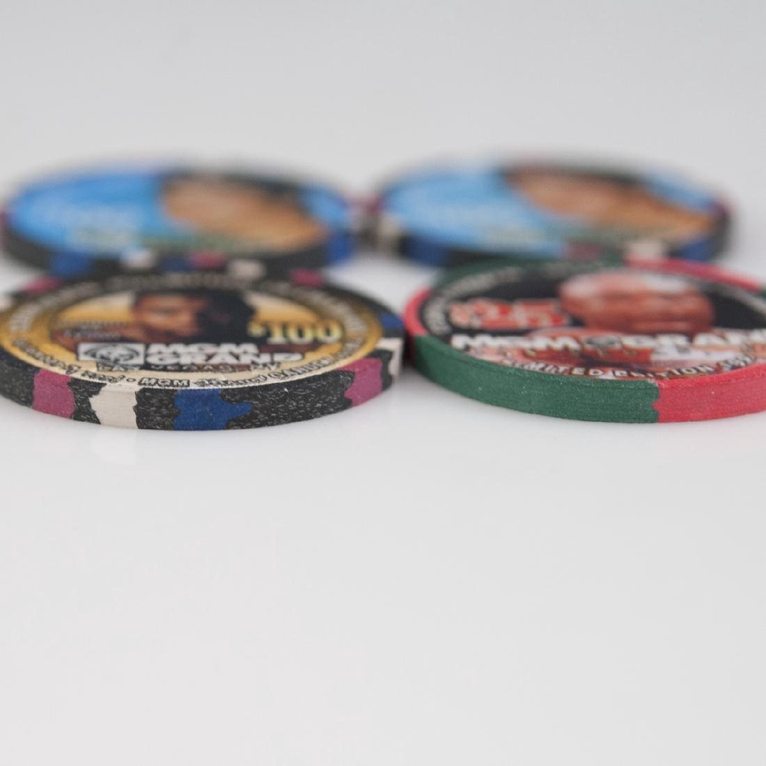 MGM Grand Casino Chips - 3