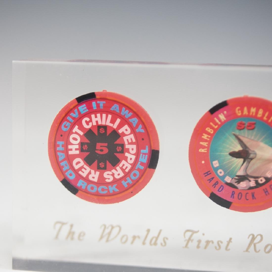 Hard Rock Hotel Casino Chip Set - 2