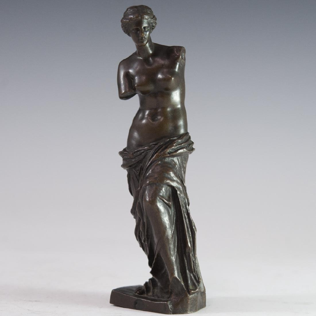 "Achille Collas Foundry Bronze ""Venus De Milo"""