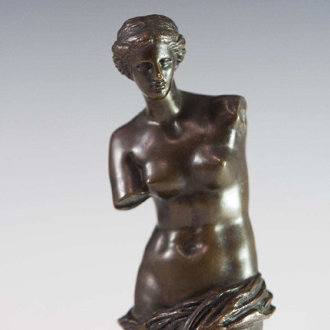 "Achille Collas Foundry Bronze ""Venus De Milo"" - 2"