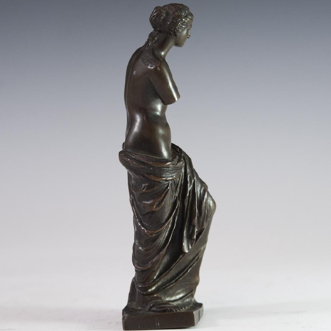 "Achille Collas Foundry Bronze ""Venus De Milo"" - 4"
