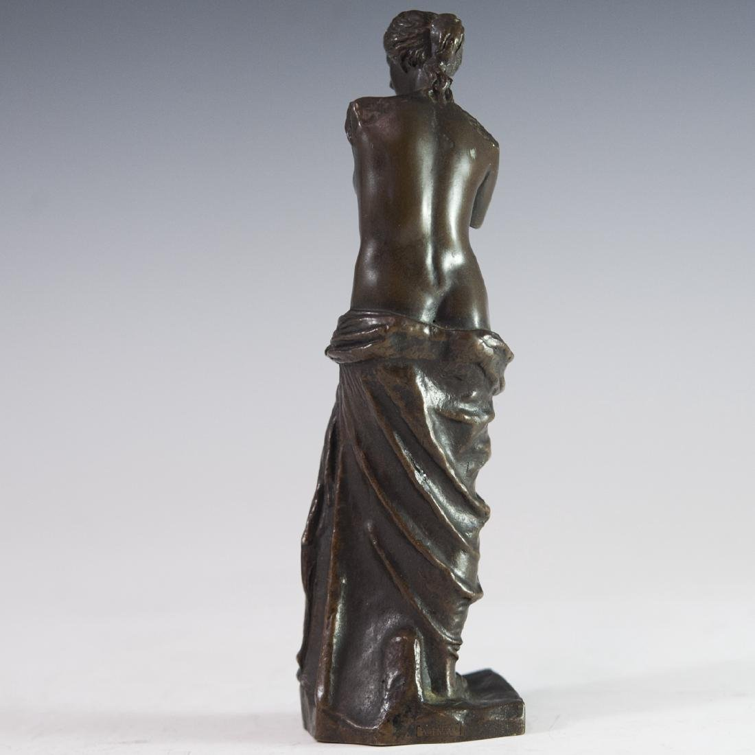 "Achille Collas Foundry Bronze ""Venus De Milo"" - 6"