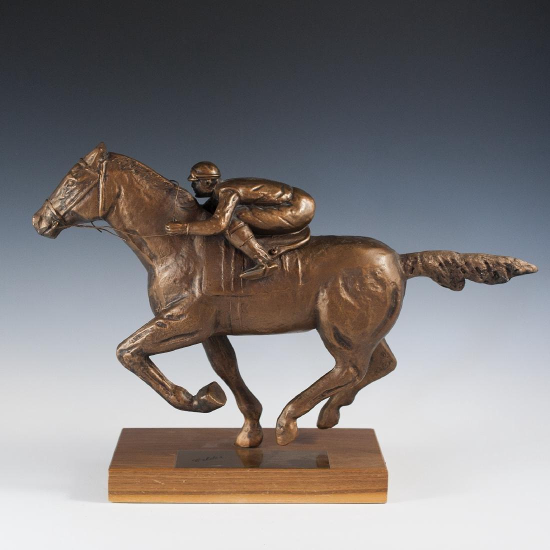 Calder Race Track Statue