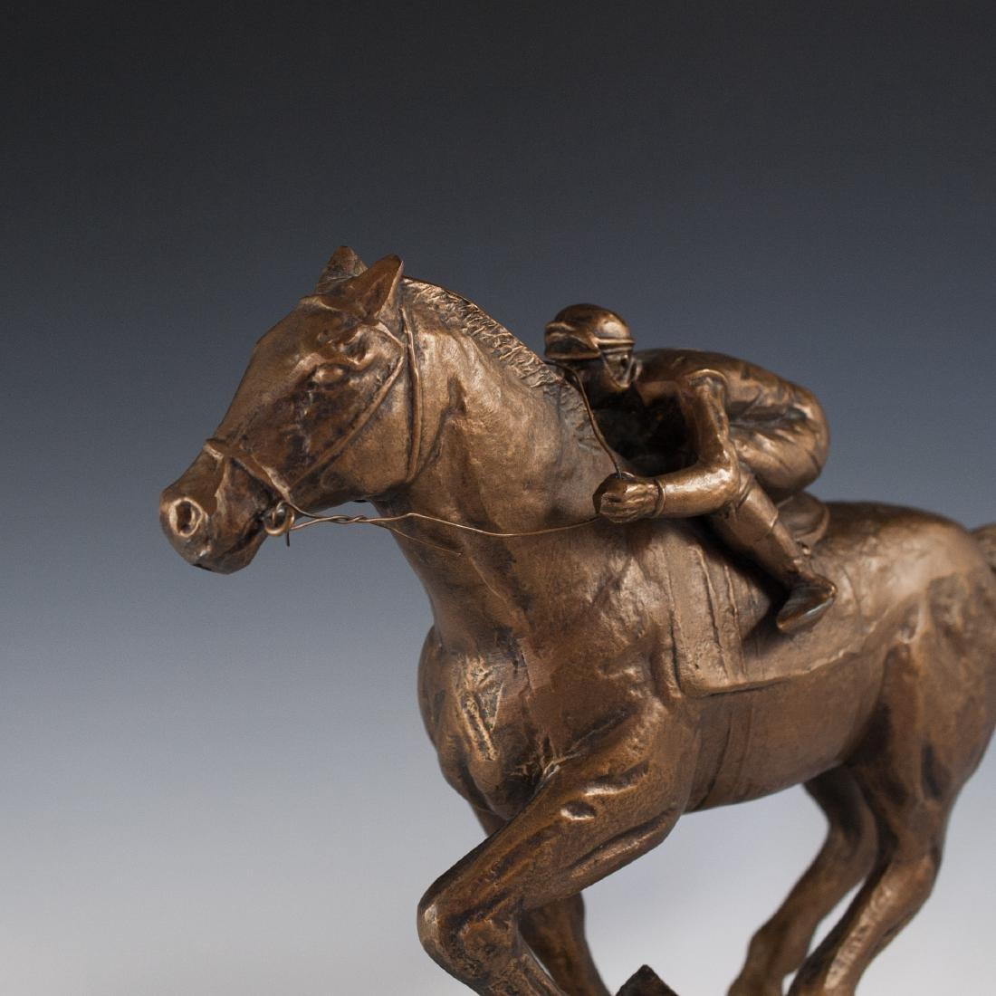 Calder Race Track Statue - 2
