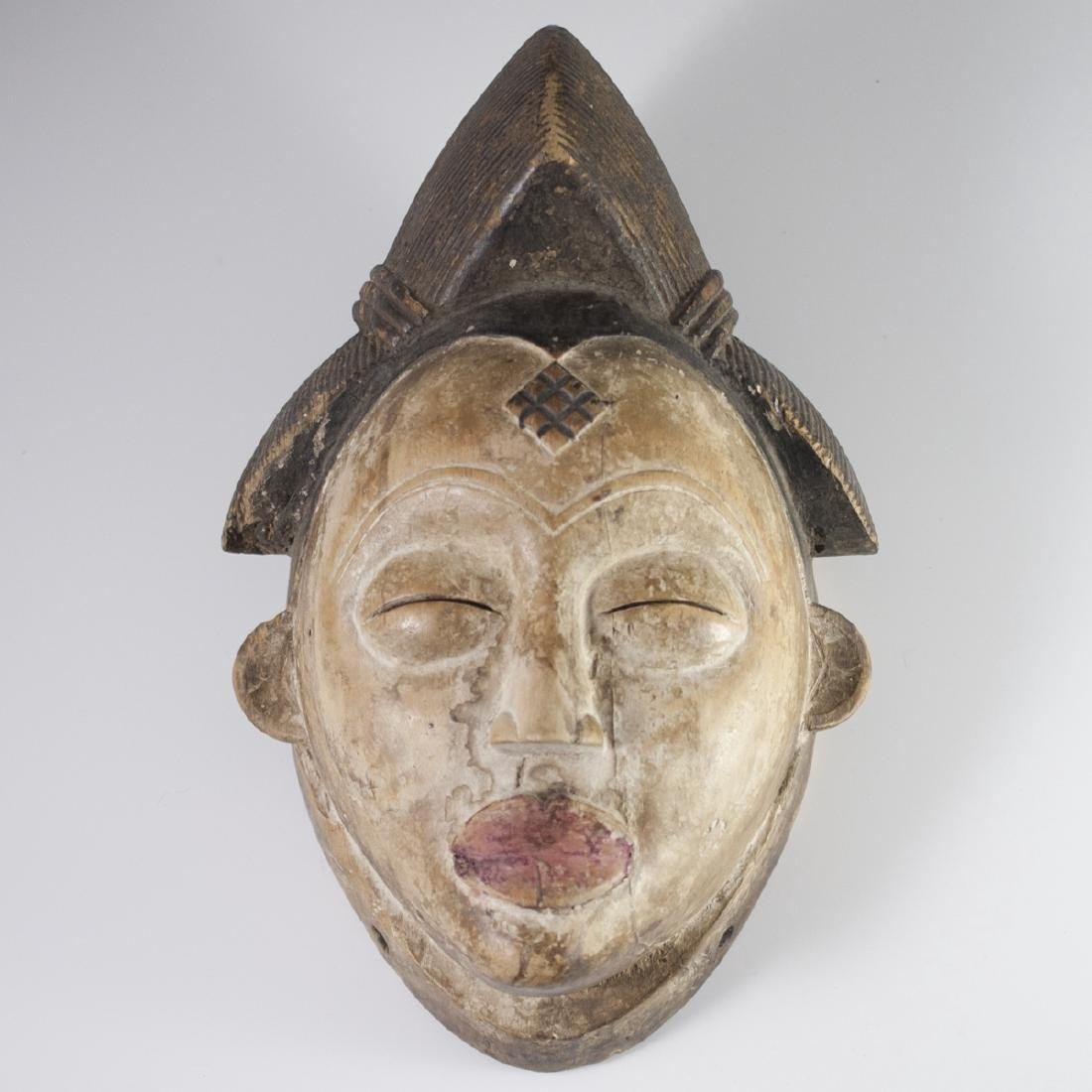 African Punu Maiden Mask