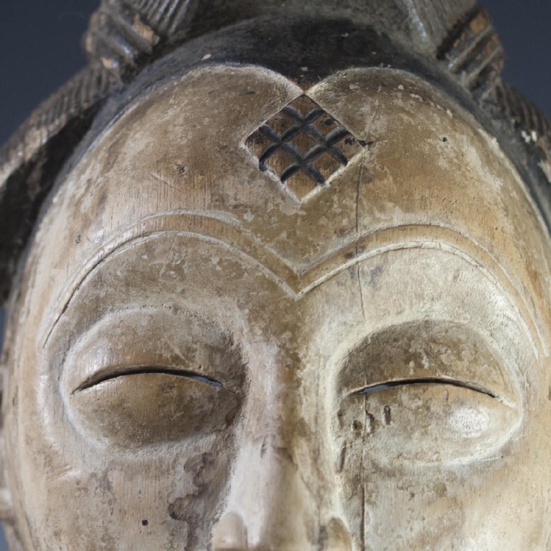 African Punu Maiden Mask - 3