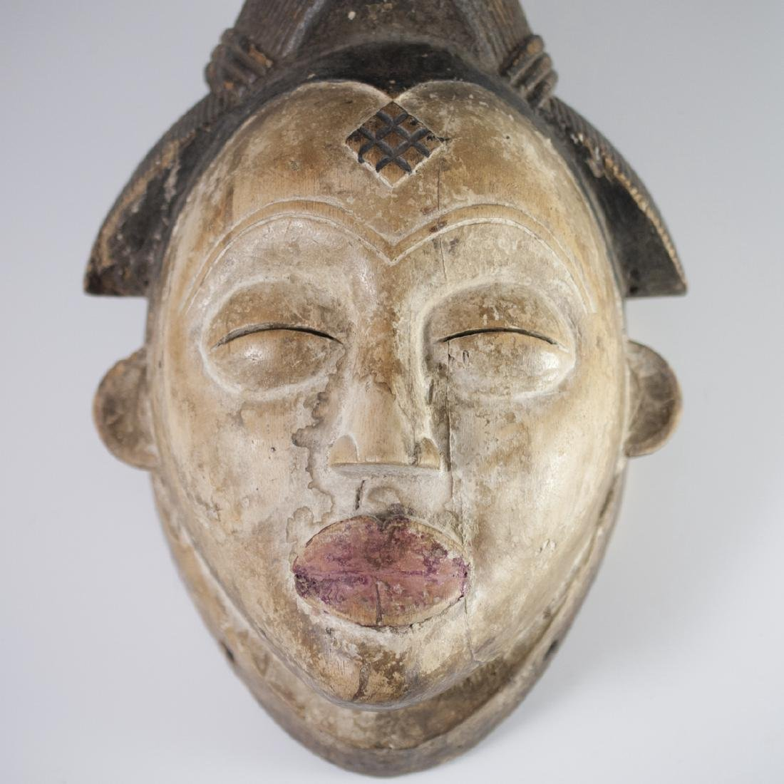 African Punu Maiden Mask - 4