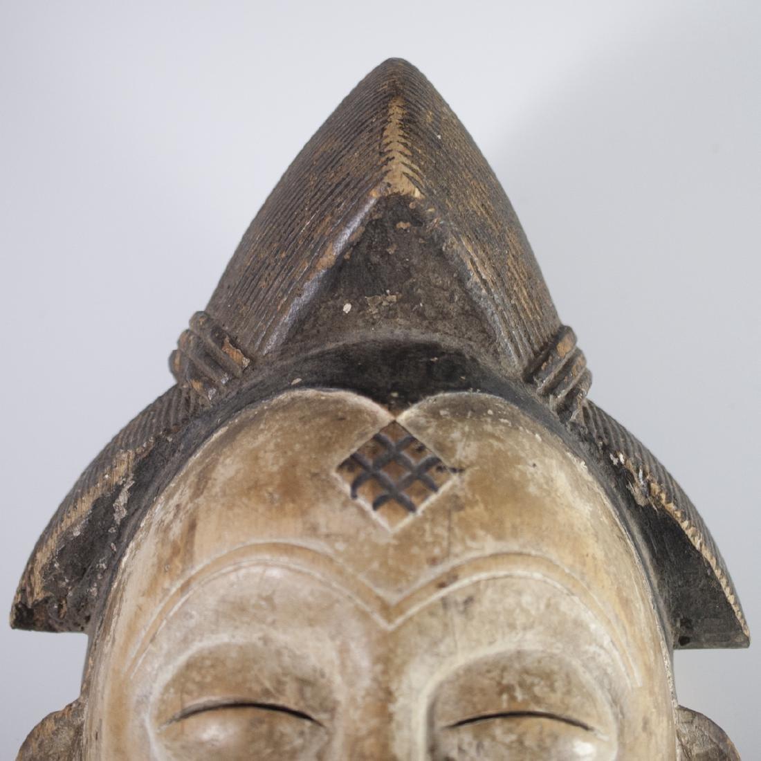 African Punu Maiden Mask - 5