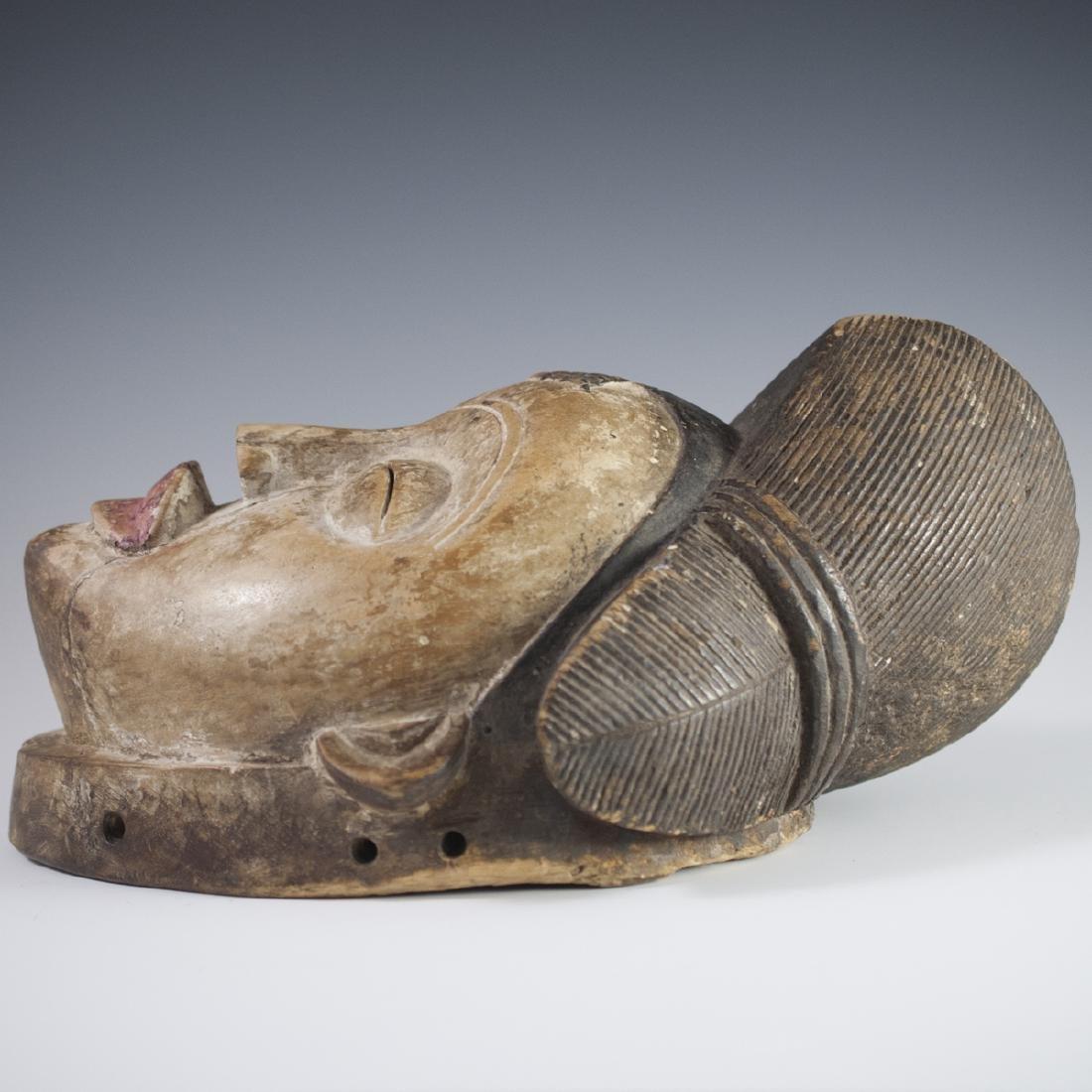 African Punu Maiden Mask - 6