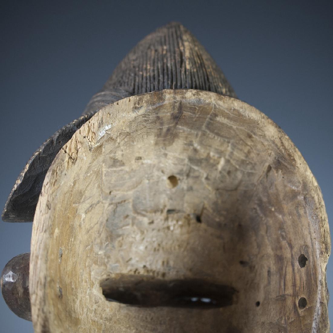 African Punu Maiden Mask - 8