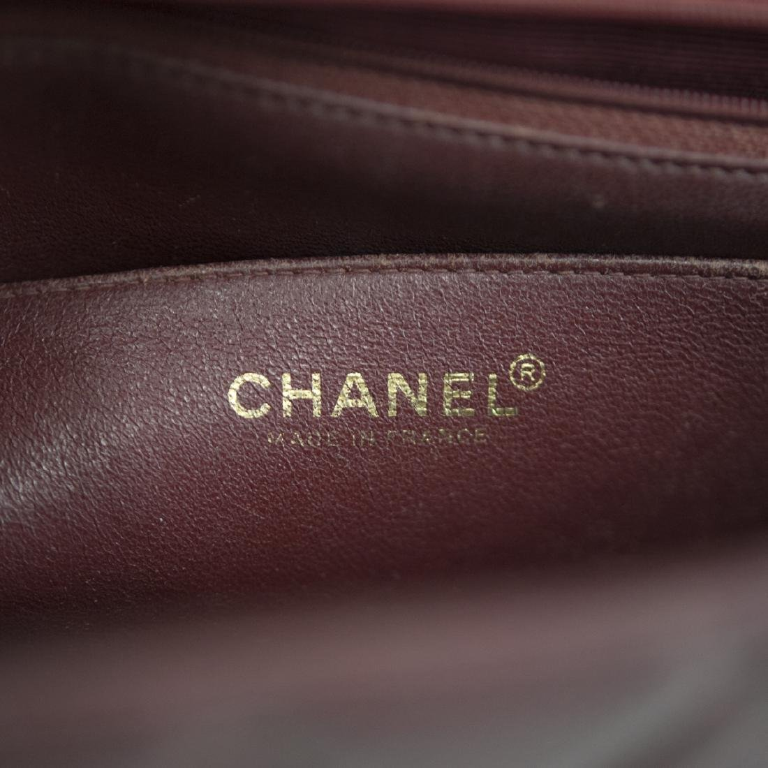 Chanel Caviar Leather Flap Bag - 2