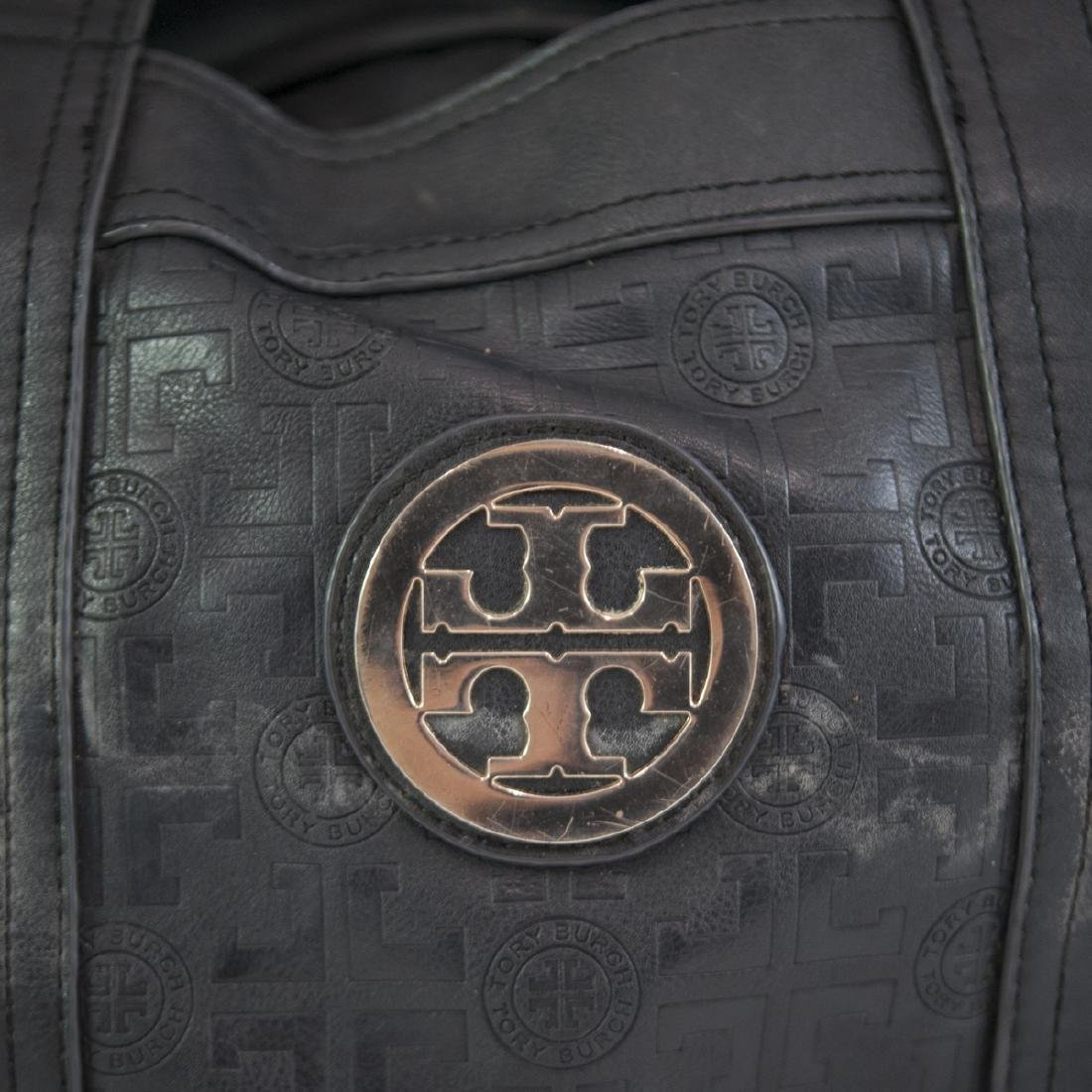 Tory Burch Leather Tote Bag - 2