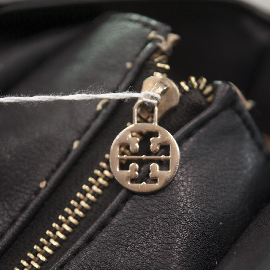 Tory Burch Leather Tote Bag - 6