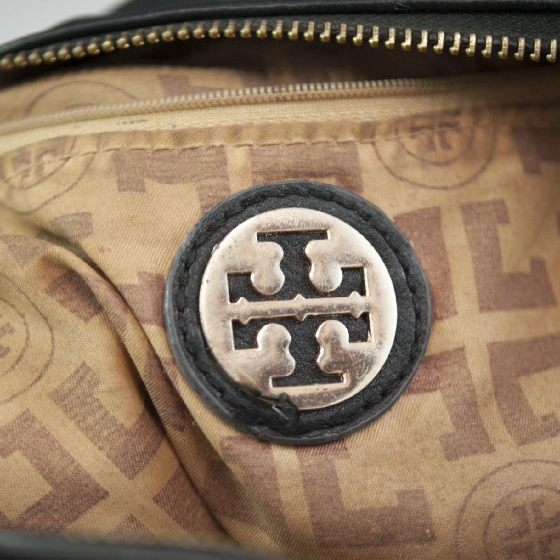Tory Burch Leather Tote Bag - 7