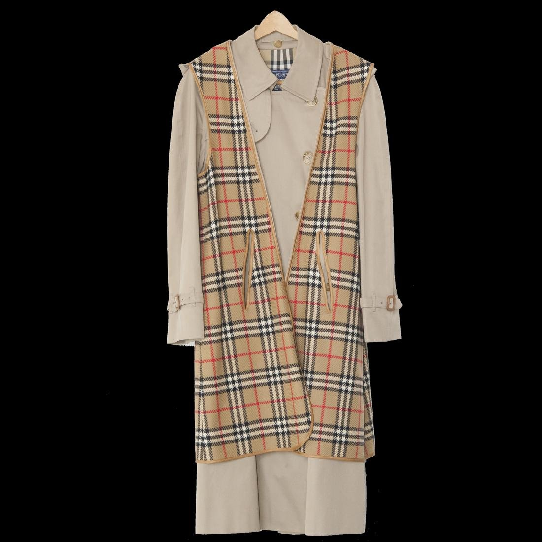 Vintage Burberry's of London Trench Coat