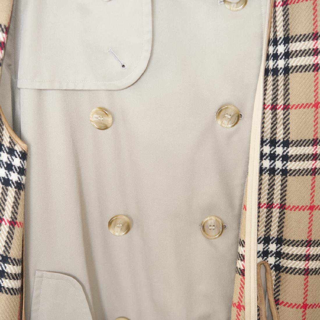 Vintage Burberry's of London Trench Coat - 2