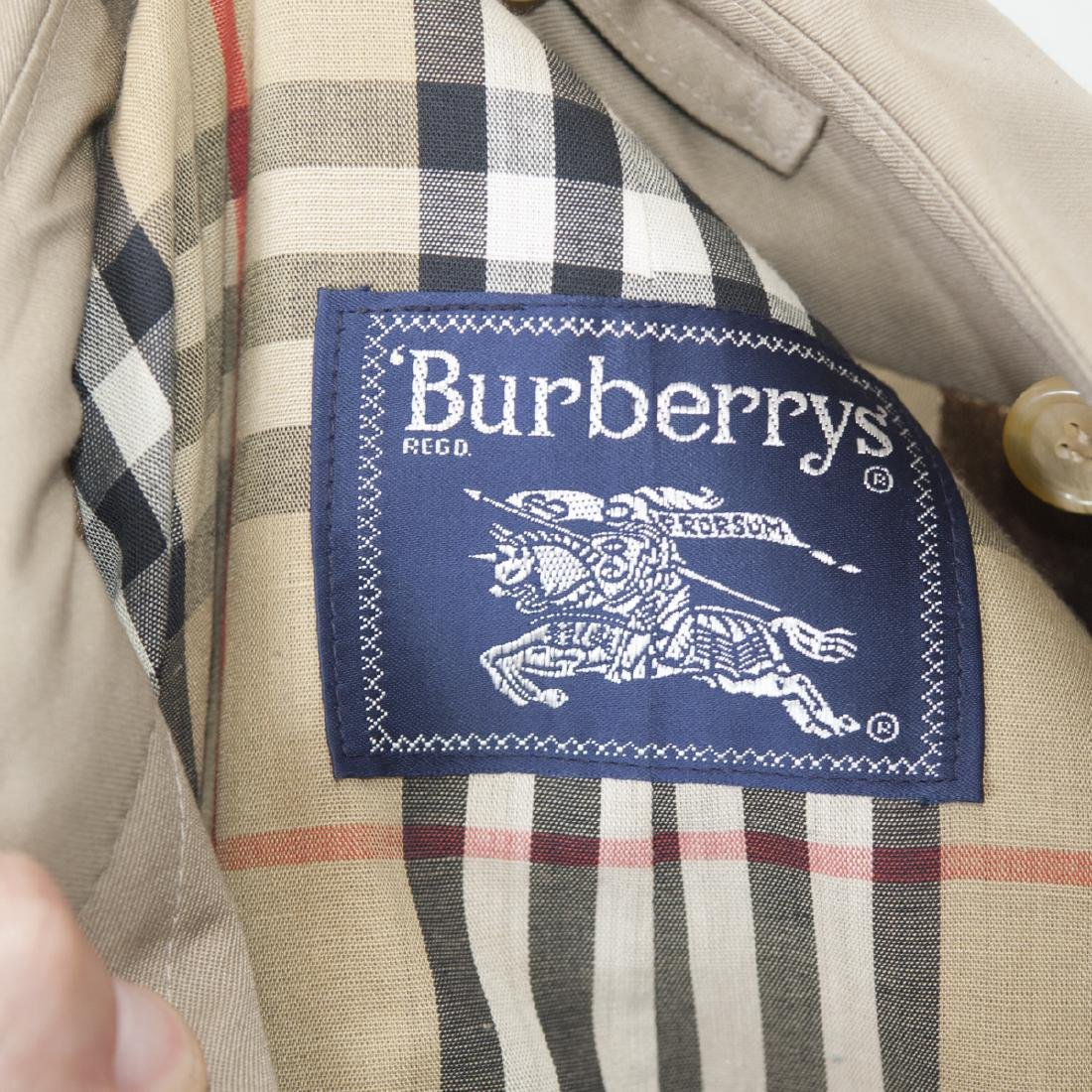 Vintage Burberry's of London Trench Coat - 3
