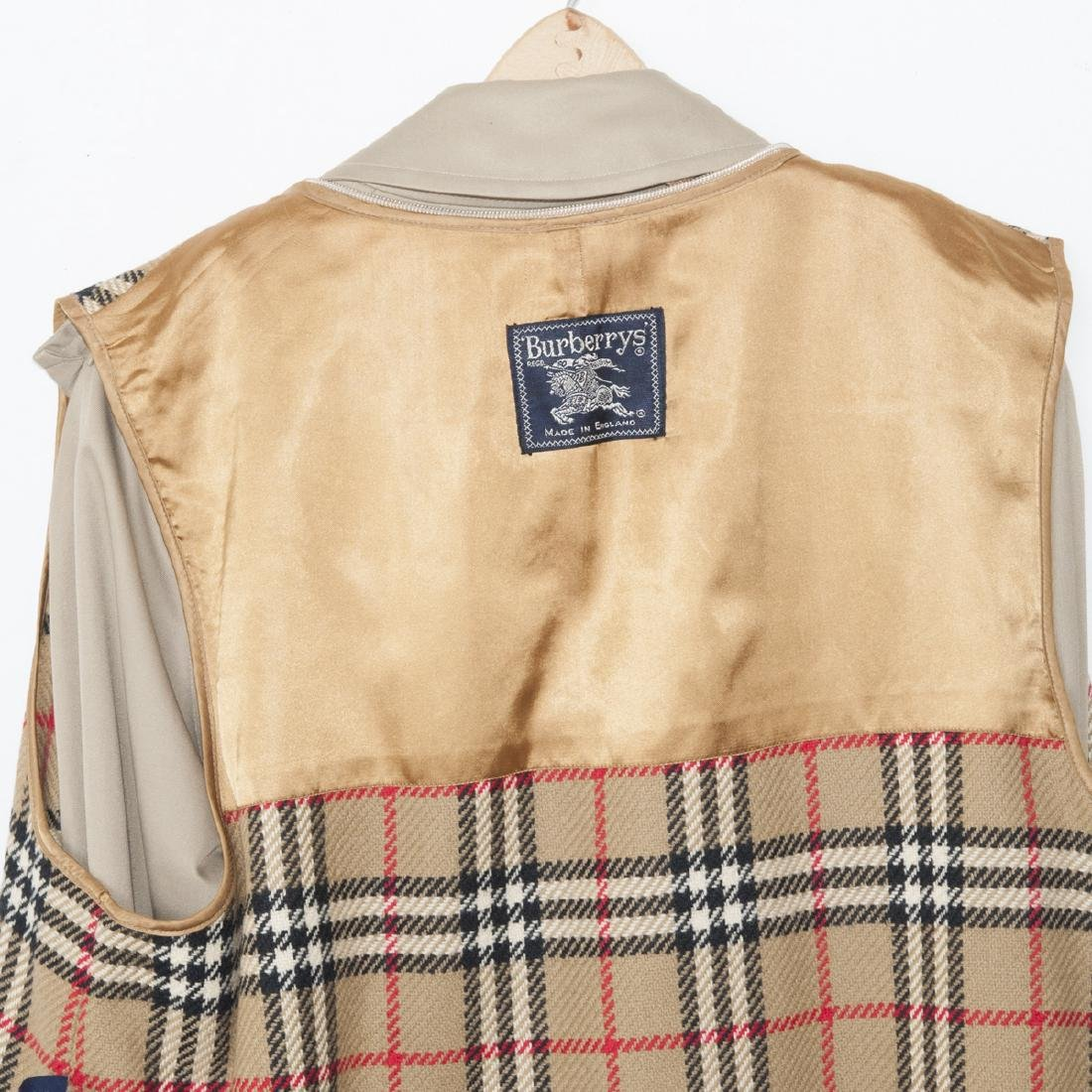 Vintage Burberry's of London Trench Coat - 4