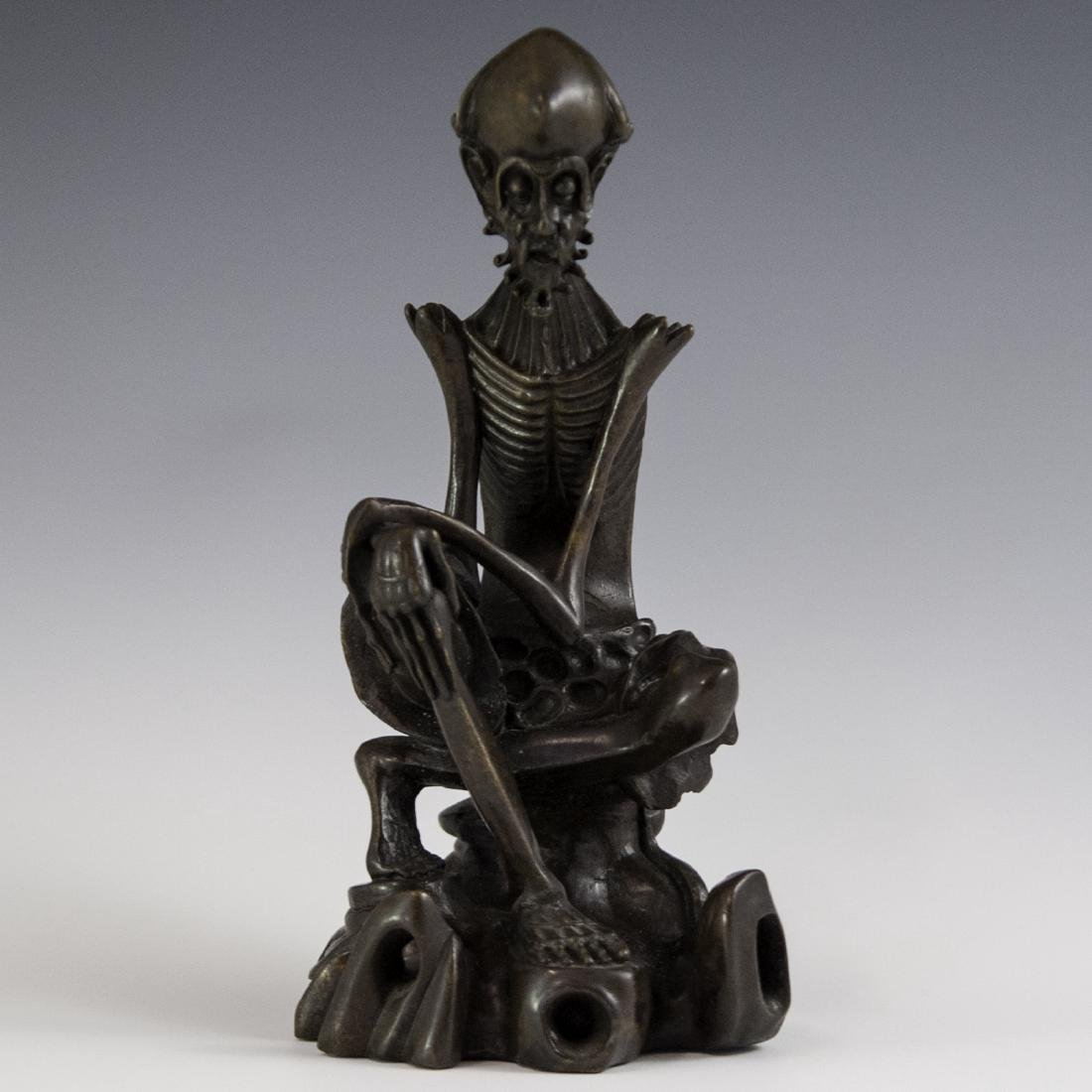 Chinese Bronze Luohan