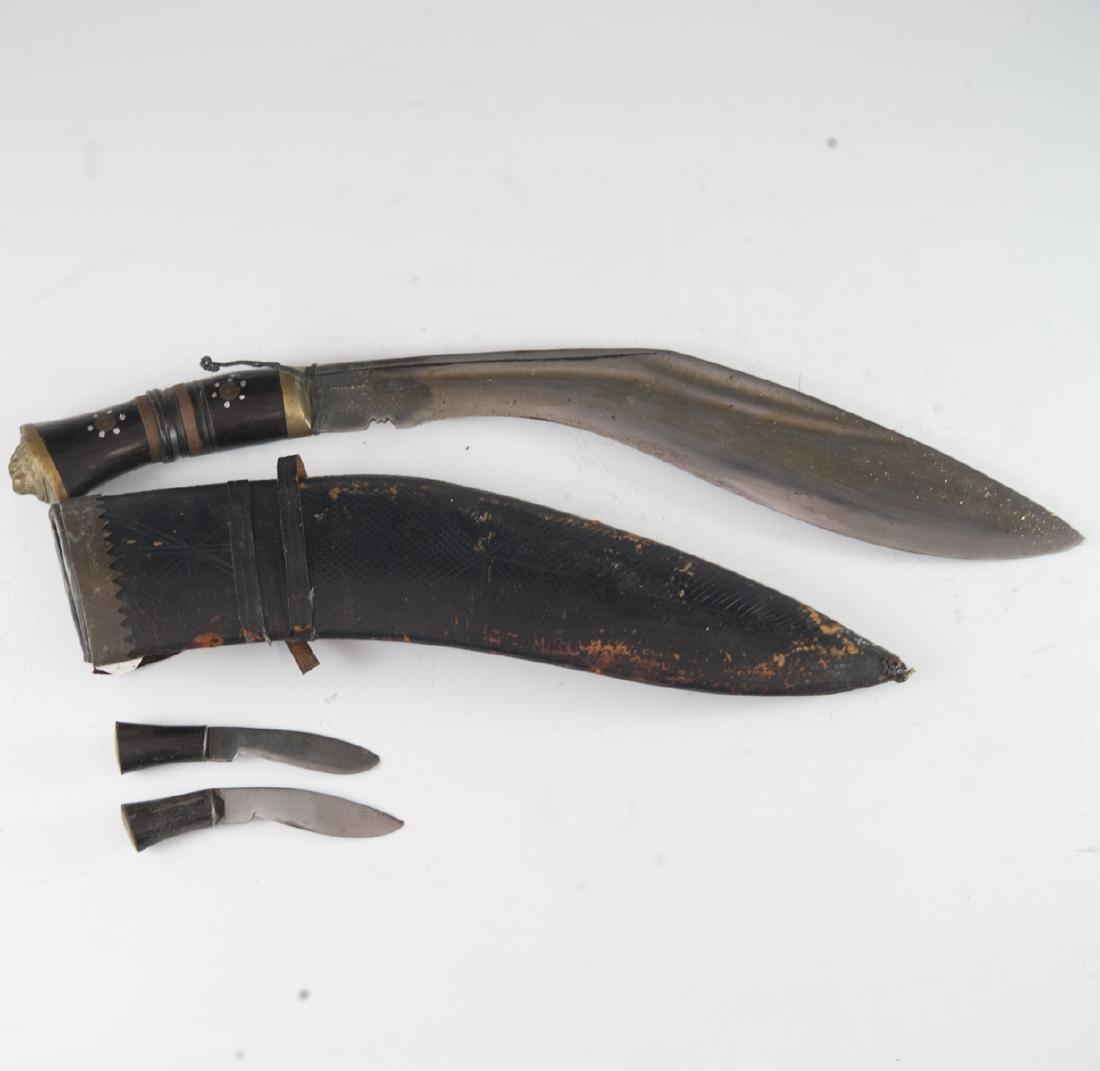 Indian Kukri Knife