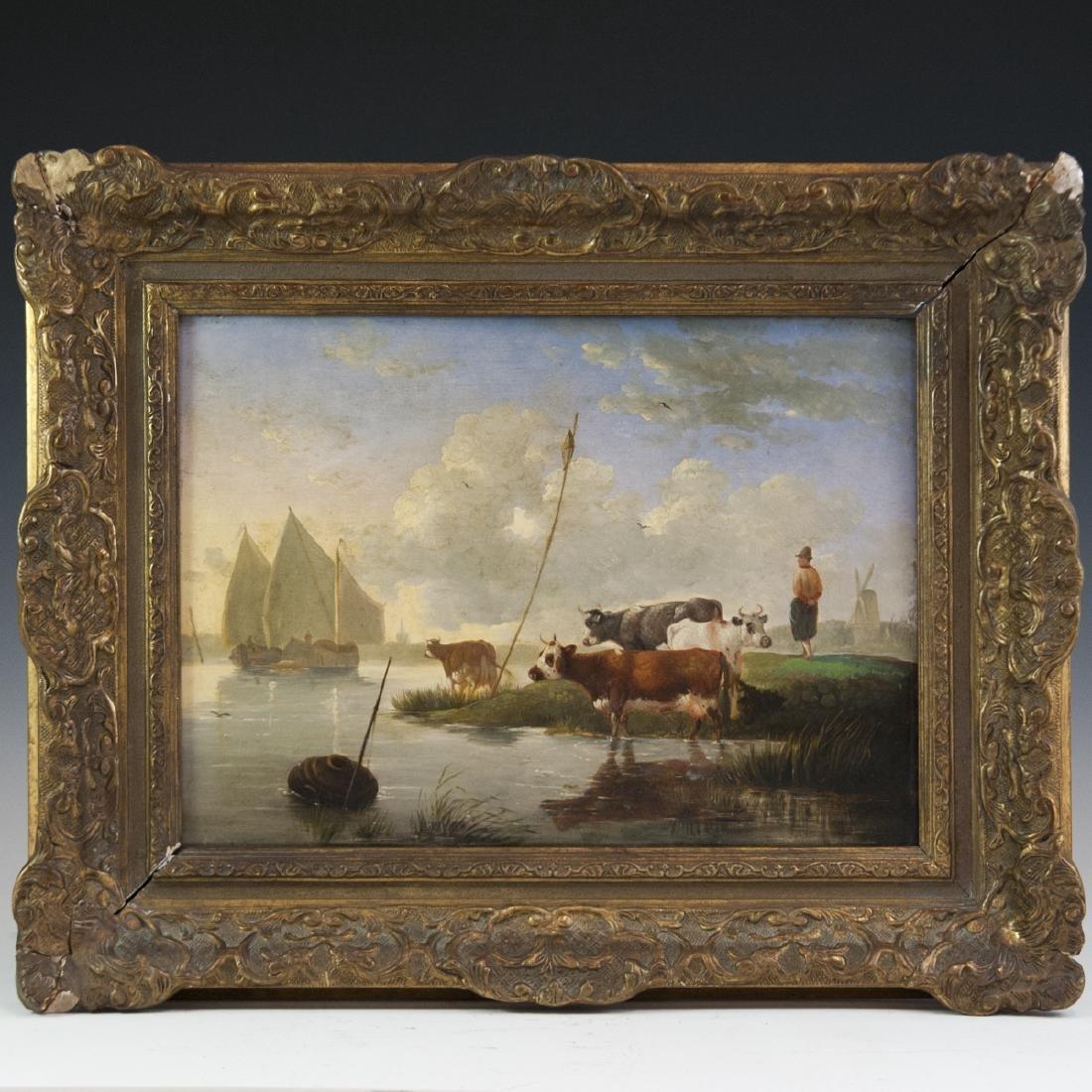 Jan Baptist Kobell (Dutch 1778-1814)