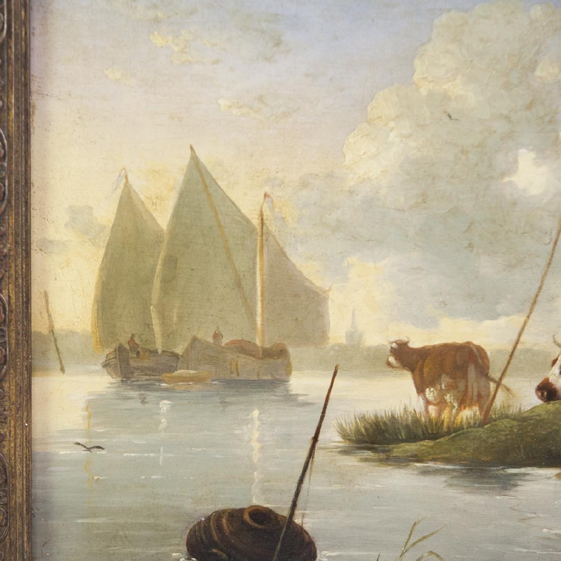 Jan Baptist Kobell (Dutch 1778-1814) - 4