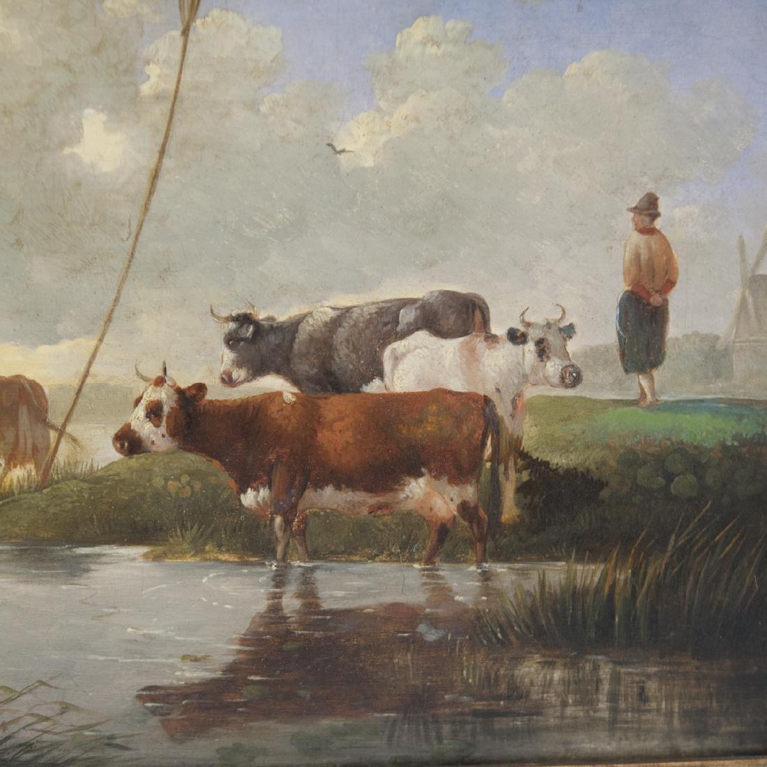 Jan Baptist Kobell (Dutch 1778-1814) - 5