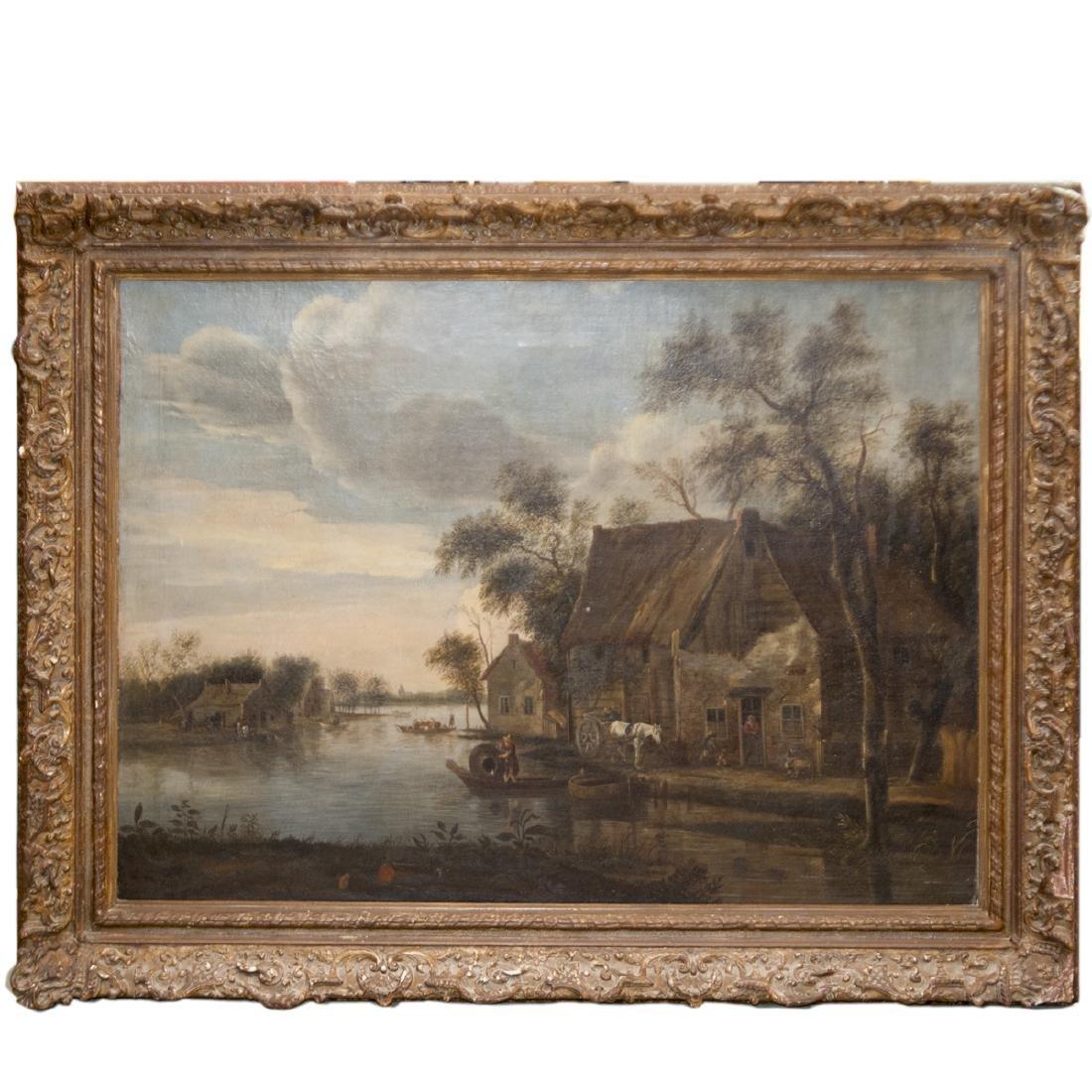 Salomon Rombouts (Dutch 1655 - c. 1702)