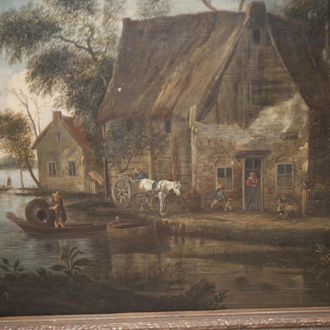 Salomon Rombouts (Dutch 1655 - c. 1702) - 6