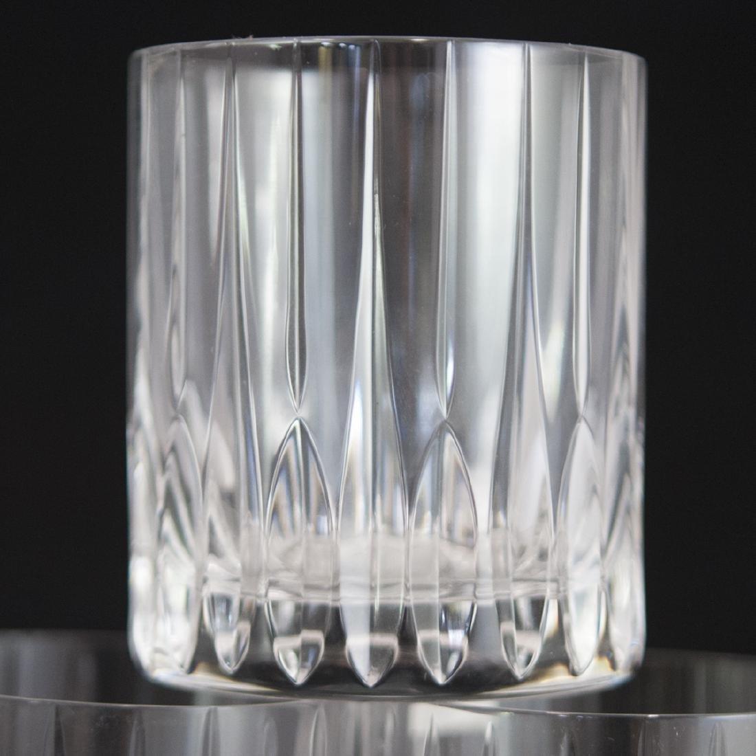 Oscar De La Renta Crystal Glasses - 3