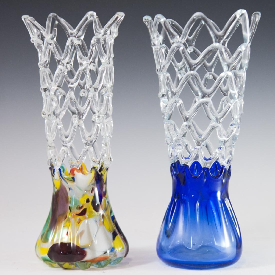 Atelier de Sticlarie Glass Vases