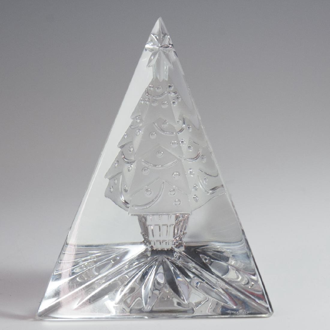 Waterford Crystal Tree Sculpture