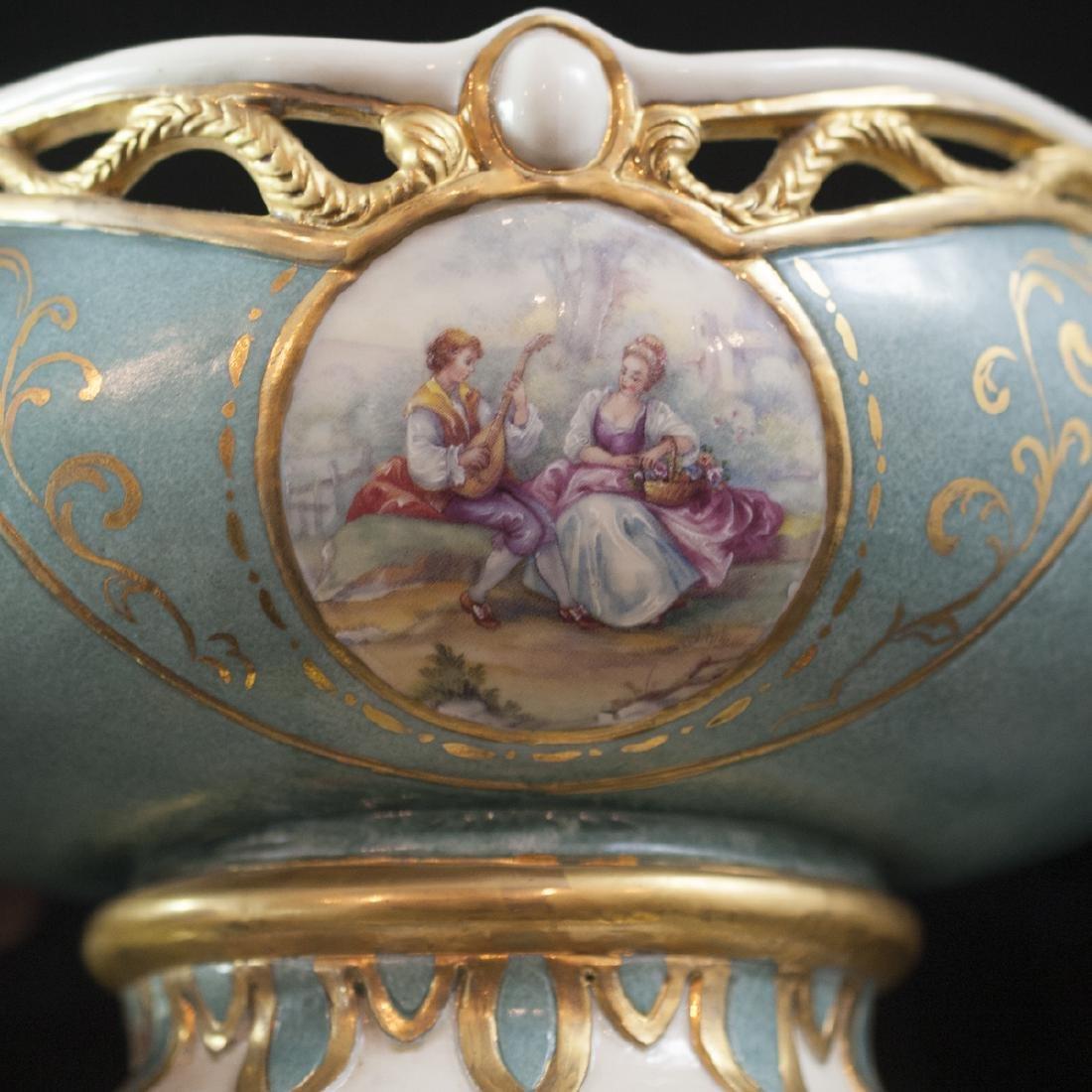 Porcellane Principe Capodimonte Set - 2