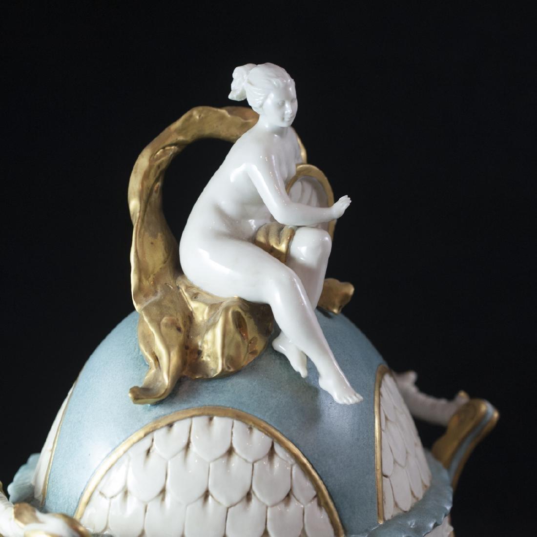 Porcellane Principe Capodimonte Set - 4